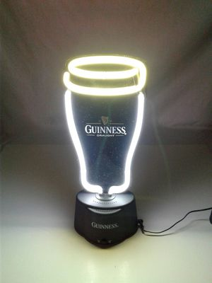 "Guinness light up neon sign. ""Pint shaped"" for Sale in Martinsburg, WV"
