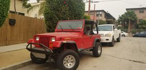 94 jeep wrangler for Sale in Los Angeles, CA