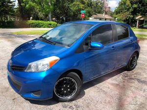 """2013 Toyota Yaris $1998-Down $188-Mo incl ins - $4998 ZACK@(727)565-65""""62 for Sale in Tampa, FL"""