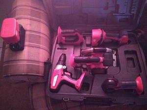 Durabuilt 18 volt power tool set for Sale in Riverbank, CA