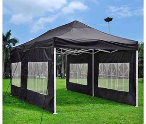 🎉 🎉 🎉 Big Pop Up Canopy Tent with side walls• Party Tent• Camping• Car Shade 🎉 🎉 🎉 for Sale in Chino, CA