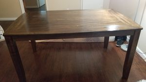 Square table for 6 obo for Sale in Upland, CA