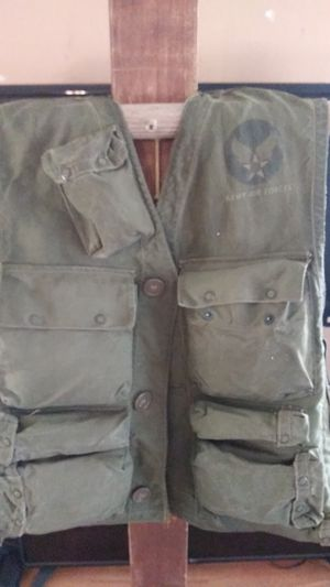 1944 army airforce pilots survial vest for Sale in Oklahoma City, OK