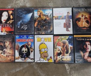 CD Movies 27 $65 for Sale in Houston,  TX