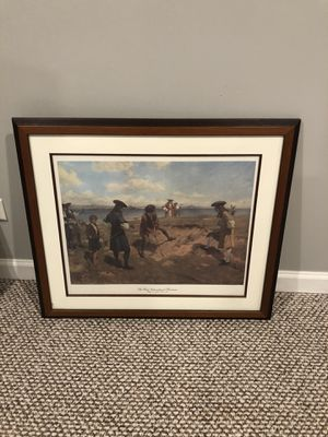 Golf Art Work for Sale in Westchester, IL