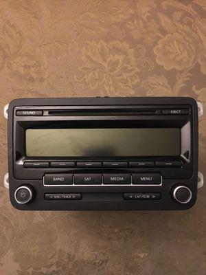 VW Jetta Golf Passat radio RCD-310 CD player Volkswagen for Sale in Wichita, KS
