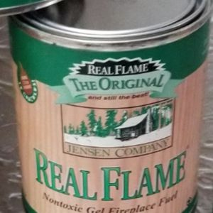 Real Flame Gel Fuel Used For Fireplace for Sale in Tucson, AZ