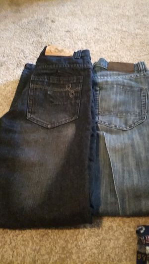 4 pairs of brand new pants size 12 vest is brand new never put on for Sale in Saint Pauls, NC