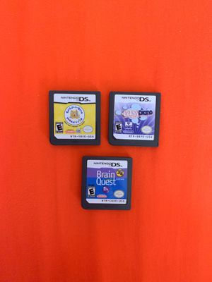 Nintendo DS Kids game bundle for Sale in Sterling Heights, MI
