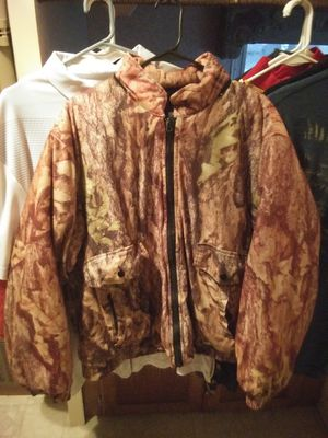 Cammo jacket for Sale in Tupelo, AR