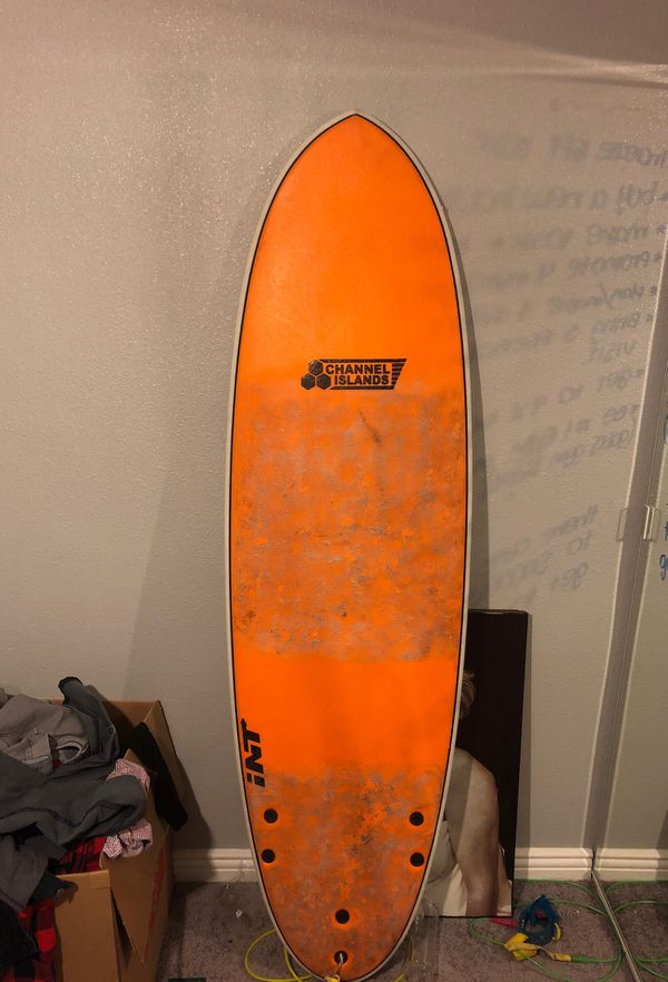 Channel Islands surfboard