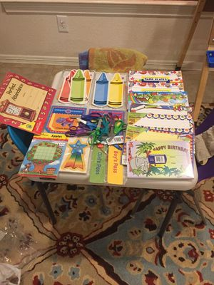 Teacher supplies, learning to read books, certificates for Sale in Houston, TX