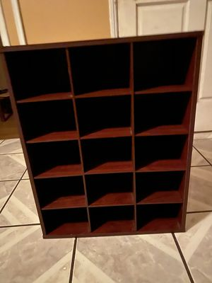 Shoe organizer, fits 15 pair for Sale in Whittier, CA
