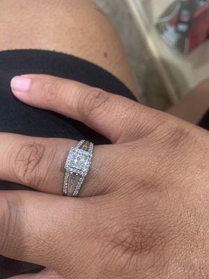Beautiful diamond ring$500 for Sale in Oceanside, CA