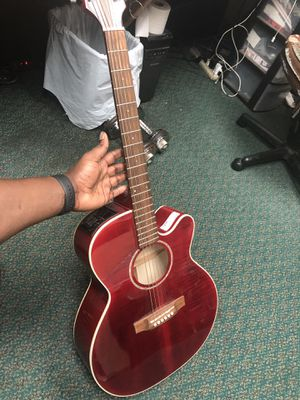 Guitar/ acoustic, Musical Instruments Takamine With EQ Attached .. Negotiable for Sale in Baltimore, MD