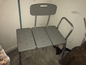 Large size bath chair never used with tags for Sale in Alexandria, LA