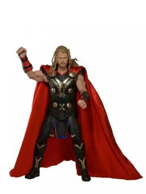 No Box Neca Marvel 1/4 Scale 18 Inch Thor Collectible Action Figure Toy for Sale in Chicago, IL