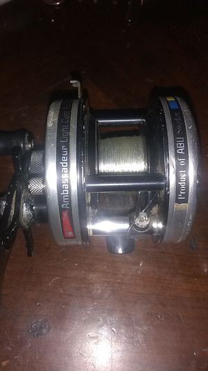Bait caster fishing reel for Sale in Alexandria, MN