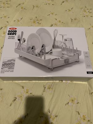Foldaway dish rack for Sale in Cary, NC