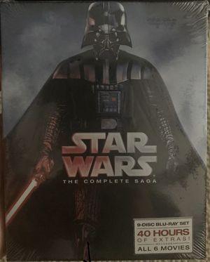 Star Wars The complete Saga for Sale in Meriden, CT