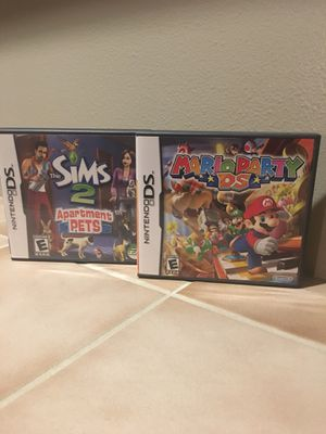 Nintendo ds game bundle for Sale in Lynnwood, WA