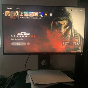 Dell S2716DG Gaming Monitor for Sale in View Park-Windsor Hills, CA