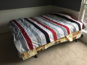 Bed/mattress/boxspring for Sale in Herndon, VA