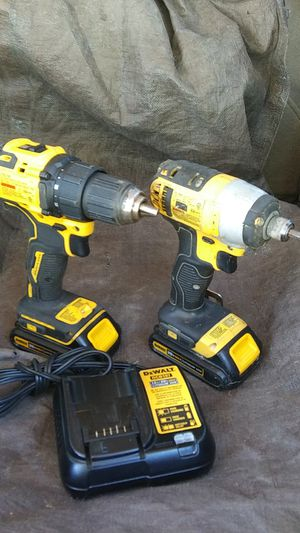 DeWalt set drill for Sale in Anaheim, CA