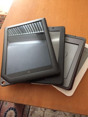 Amazon NOOK fire kindle and very nice tablet $40 for Sale in Walnut Creek, CA