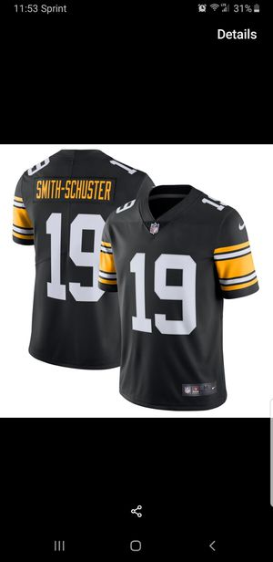 STEELERS JUJU SMITH-SCHUSTER JERSEY SIZE SM n med n xl n 3XL 100% STITCHED for Sale in Colton, CA