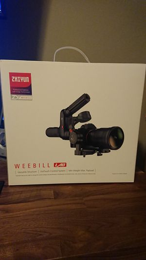 Zhiyun Weebill Lab gimbal for Sale in Los Angeles, CA