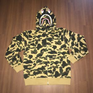 A Bathing Ape Bape 1st Camo Shark Hoodie size 2XL and XL for Sale in Boston, MA