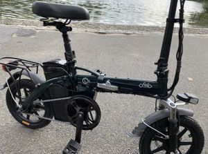 FIDOO electric bike. Perfect condition for Sale in Doral, FL