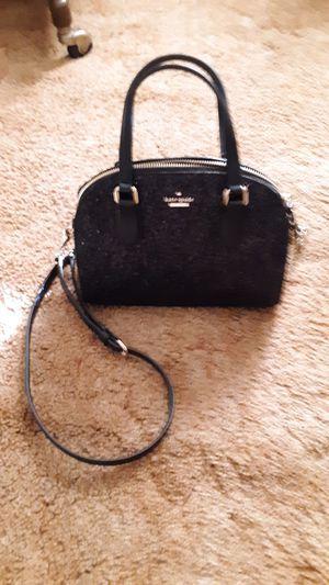 Kate spade glitter handbag for Sale in Chittenango, NY