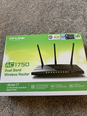 Tp-link 1750 router for Sale in Beaverton, OR