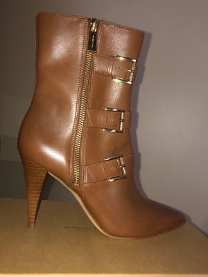 Michael Kors Pointed-Leather Boots for Sale in Millstone, NJ