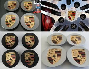 Porsche 911 OEM factory Center caps 76 mm Brand New SET OF 4 boxster PANAMERA CAYENNE CAYMAN for Sale in Brooklyn, NY