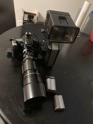 Nikon D80 digital for Sale in Fremont, CA