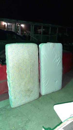 Baby crib mattress's for Sale in Haysville, KS