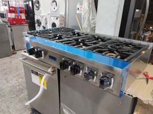 """Viking 48"""" stainless steel cooktop for Sale in Chula Vista, CA"""