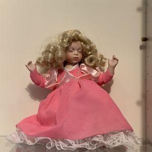 Marie Osmond Doll Baby Aurora Disney for Sale in SeaTac, WA