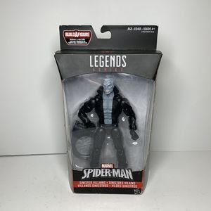 NEW Marvel Legends Sinister Villain Evil Tombstone Action Figure - From the Spider-Man Universe for Sale in Trenton, NJ