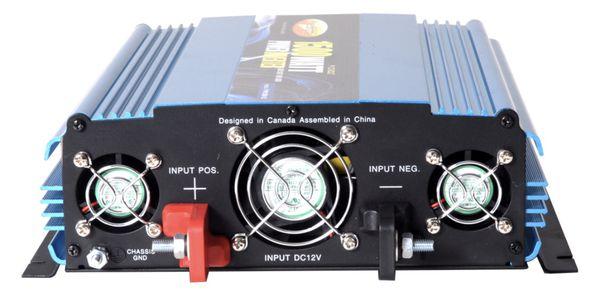 2300w RV Inverter with Wireless Remote