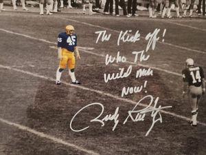 Rudy Ruettiger signed 11×14 for Sale in Rogers, MN