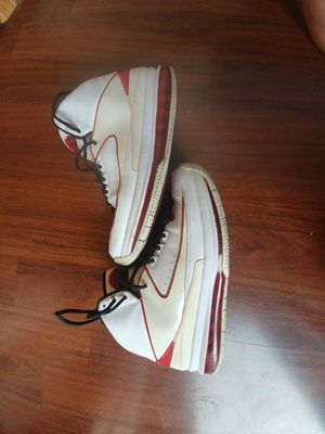 Jordan II. Air Max White/Black-Varsity Red size 9.5 for Sale in Columbus, OH