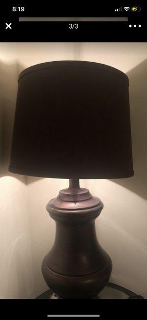 2 lamp for Sale in Vienna, VA