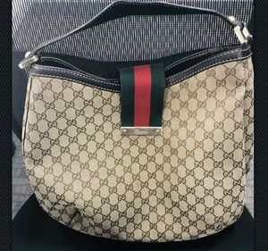 Gucci Hobo Bag Ladies Gg Multicolor Canvas Tote for Sale in Beverly Hills, CA