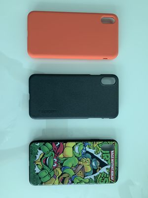 Apple iPhone XS Max and iPhone 11 pro max case for Sale in Miami, FL