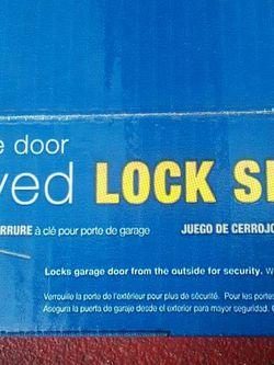 Garage door Keyed Lock Set for Sale in Portland,  OR