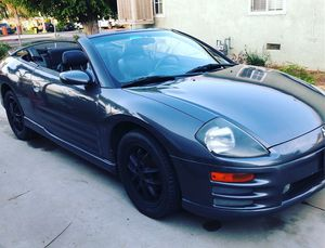 Mitsubishi Eclipse 02 spyder for Sale in Riverside, CA